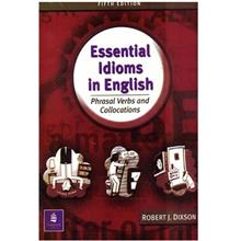 کتاب زبان Essential Idioms In English Fifth Edition