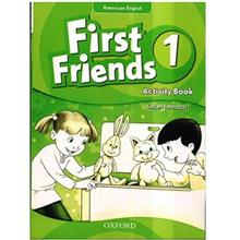کتاب زبان First Friends 1 - Activity Book