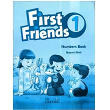 کتاب زبان First Friends 1 - Numbers Book