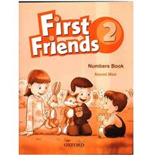 کتاب زبان First Friends 2 - Numbers Book