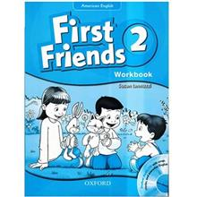 کتاب زبان First Friends 2 - Workbook