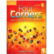 کتاب زبان Four Corners 1 Students Book