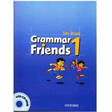کتاب زبان Grammar Friends 1