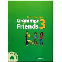 کتاب زبان Grammar Friends 3