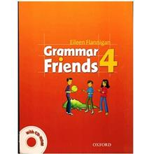 کتاب زبان Grammar Friends 4