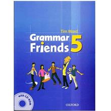 کتاب زبان Grammar Friends 5