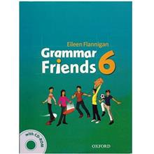 کتاب زبان Grammar Friends 6