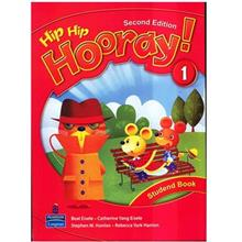 کتاب زبان Hip Hip Hooray 1 - Student Book
