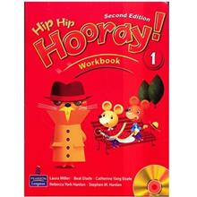 کتاب زبان Hip Hip Hooray 1 - Workbook