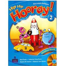 کتاب زبان Hip Hip Hooray 2 - Student Book