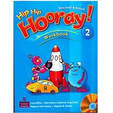 کتاب زبان Hip Hip Hooray 2 - Workbook