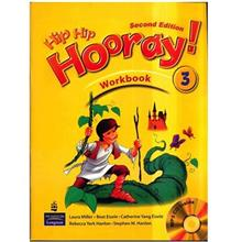 کتاب زبان Hip Hip Hooray 3 - Workbook