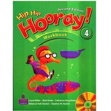 کتاب زبان Hip Hip Hooray 4 - Workbook