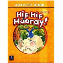 کتاب زبان Hip Hip Hooray - Starter Activity Book