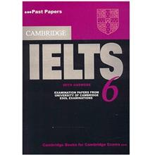 کتاب زبان Cambridge IELTS 6
