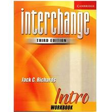 کتاب زبان Interchange Intro Workbook Third Edition