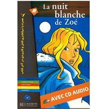 کتاب زبان La Nuit Blanche De Zoe
