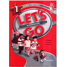کتاب زبان Lets Go 1 - Workbook