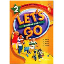 کتاب زبان Lets Go 2 - Student  Book