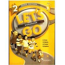 کتاب زبان Lets Go 2 - Workbook