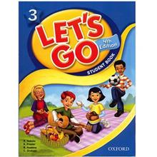 کتاب زبان Lets Go 3 - Student  Book + Workbook