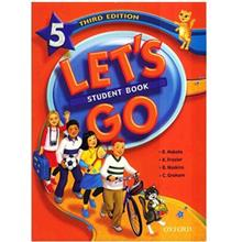 کتاب زبان Lets Go 5 - Student  Book