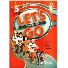 کتاب زبان Lets Go 5 - Workbook