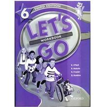 کتاب زبان Lets Go 6 - Workbook