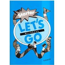 کتاب زبان Lets Go Starter - Workbook
