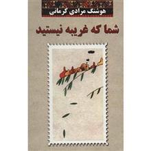 کتاب شما که غريبه نيستيد اثر هوشنگ مرادي کرماني