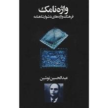 کتاب واژه نامک اثر عبدالحسين نوشين