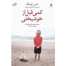 کتاب کمي قبل از خوشبختي اثر انيس لوديگ