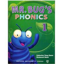 کتاب زبان Mr. Bugs Phonics 1