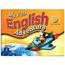 کتاب زبان My First English Adventure 1 - Activity Book