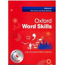 کتاب زبان Oxford Word Skills /Advanced