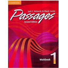 کتاب زبان Passages 1 Workbook Second Edition
