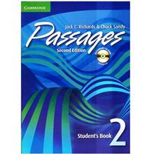 کتاب زبان Passages 2 Students Book Second Edition