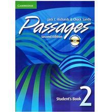 کتاب زبان Passages 2 Students Book Second Edition
