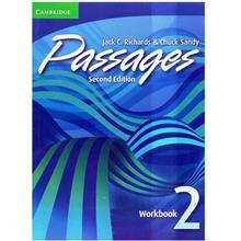 کتاب زبان Passages 2 Workbook Second Edition