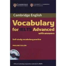 کتاب زبان Cambridge Vocabulary For IELTS Advance اثر پولين کالن