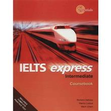 IELTS EXpress Intermediate Coursebook And Workbook
