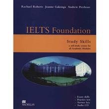 کتاب زبان IELTS Foundation Study Skills اثر Rachael Roberts