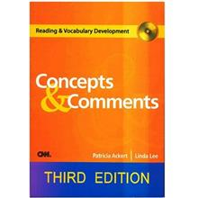کتاب زبان Reading And Vocabulary Development 4 Concepts And Comments