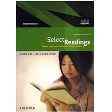 کتاب زبان Select Readings Intermediate Second edition