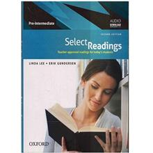 کتاب زبان Select Readings Pre-Intermediate Second Edition