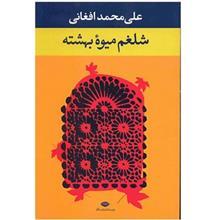 کتاب شلغم ميوه بهشته اثر علي محمد افغاني
