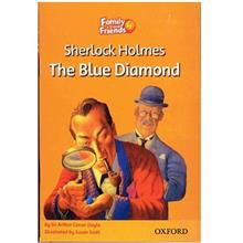 کتاب زبان Sherlock Holmes : The Blue Diamond - Family And Friends 4