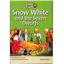 کتاب زبان Snow White And The Seven Dwarfs - Family And Friends 3