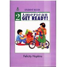 کتاب زبان American Get Ready 2 - Student Book
