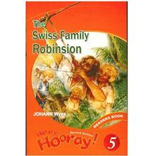 کتاب زبان The Swiss Family Robinsion-Hip Hip Hooray5